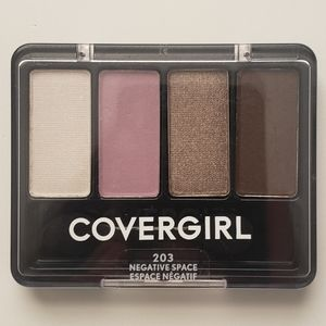 4/$15 CoverGirl Eye Enhancers 4-Kit Eye Shadow